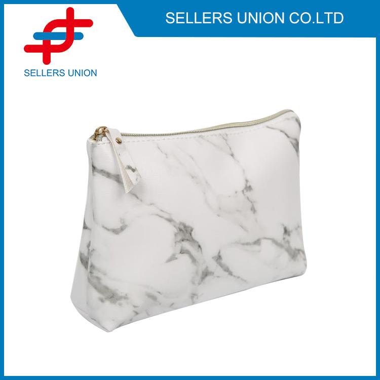Marble Makeup Bag